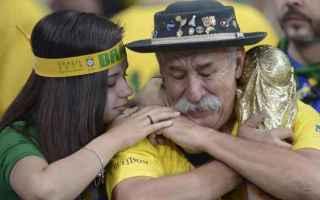 Nazionale: mondiali  brasile  germania  mineirazo