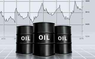 Borsa e Finanza: petrolio  trading  mercati  finanza