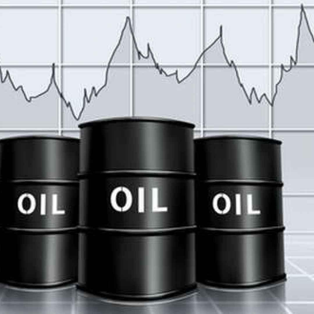 petrolio  trading  mercati  finanza