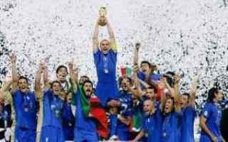calcio  campioni del mondo  coppa del mondo  grosso