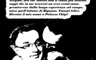 Satira: sergio marchionne  silvio berlusconi
