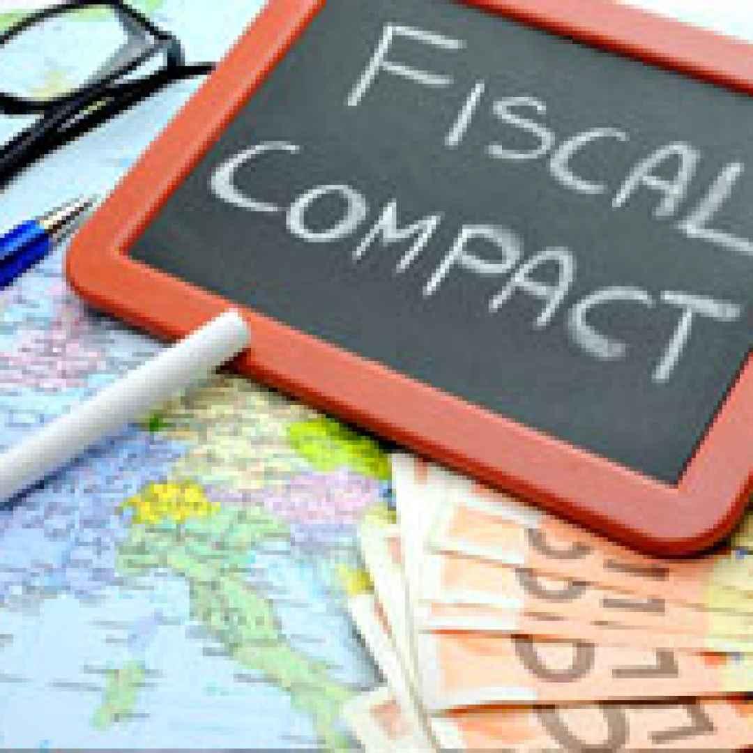 fiscal compact  trattato  euro