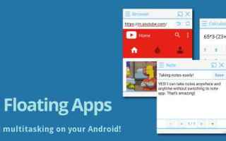 Android: utility android app multitasking