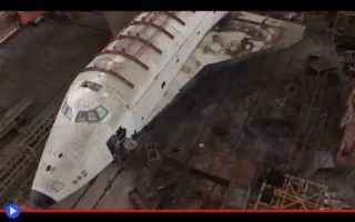 Astronomia: spazio  urbex  astronavi  shuttle