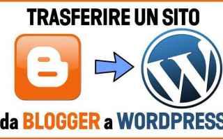 Blog: blogger  blogspot  wordpress