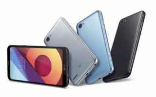 Cellulari: lg q6  smartphone  display
