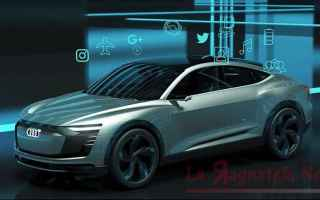 audi ai  guida autonoma  auto che impara