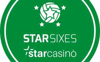 Nazionale: streaming  star sixes  italia