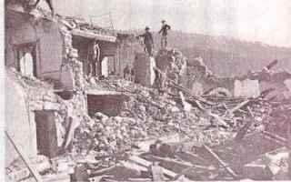 Storia: terremoto garfagnana