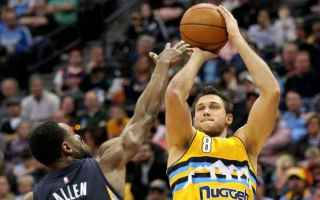 Basket: gallinari  nba  basket  italia  clippers