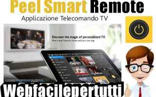 App: peel smart remote app streaming