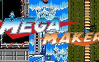 PC games: mega maker  videogame  mega man