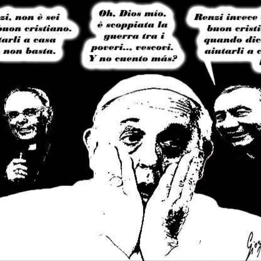 migranti  vaticano  accoglienza