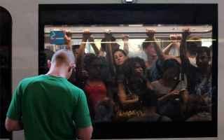 Roma: metro b  roma  atac