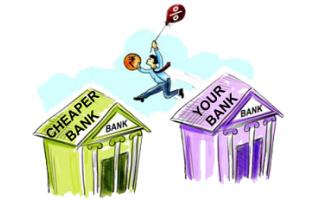 I tassi di mutuo attualmente in vigore, sia per quelli a tasso fisso che per quelli a tasso variabil