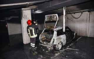 Assicurazioni: auto  incendio  assicurazione