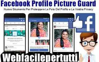 Facebook: facebook  profile picture guard