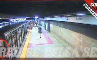 Roma: metro b  atac  termini