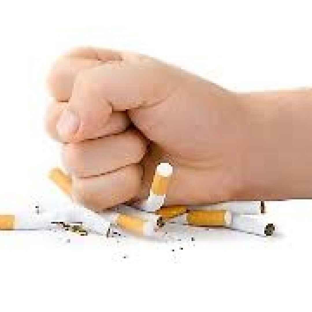 fumare  cancro respirare  stress