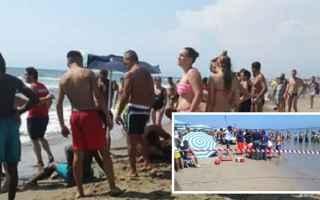 Una donna a Napoli è morta dopo aver cercato di salvare due bambini che erano in difficoltà in acq
