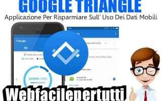 Google: google triangle