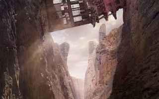 Libri: maze runner  saga  james dashner  fuga
