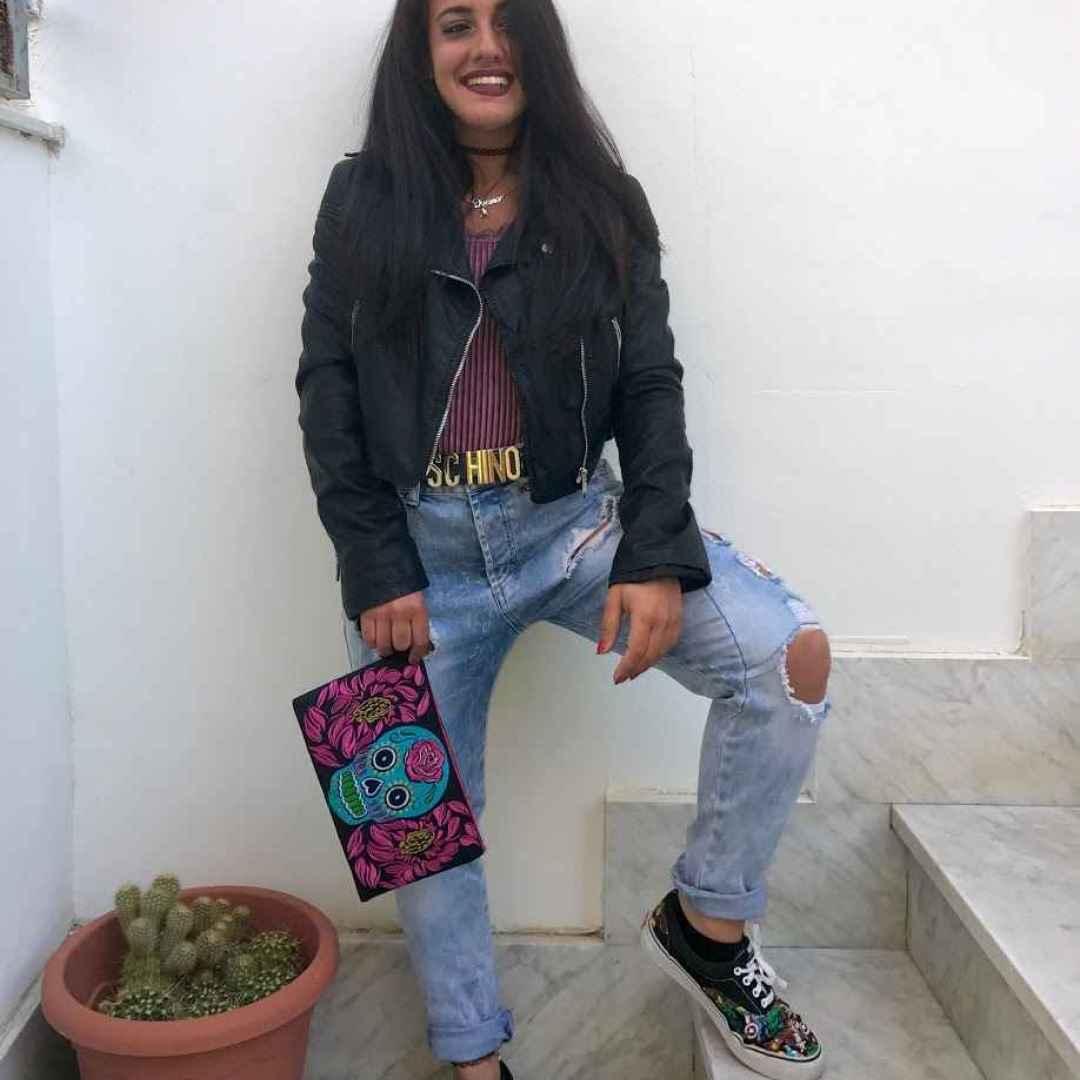 outfit  fashion  blogger  donna  moda