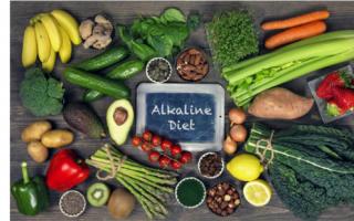 Alimentazione: ph alcalino  benessere  prodotti fitline