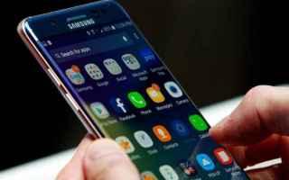 Cellulari: Samsung Galaxy Note 8 sveltato su Twitter