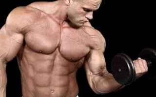 Fitness: ipertrofia  massa muscolare  forza