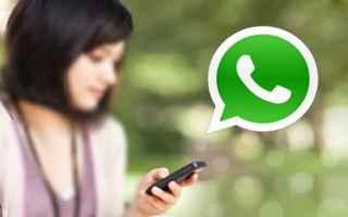App: whatsapp  condividere file