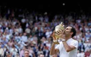 Tennis: federer  wimbledon  tennis