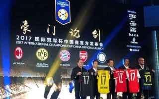 Calcio: icc  milan  inter  juventus  roma