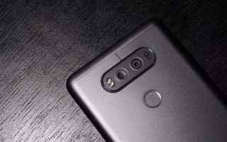 Cellulari: lg v30  smartphone  rumors