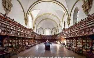 Foto: biblioteche  hall  sale di lettura