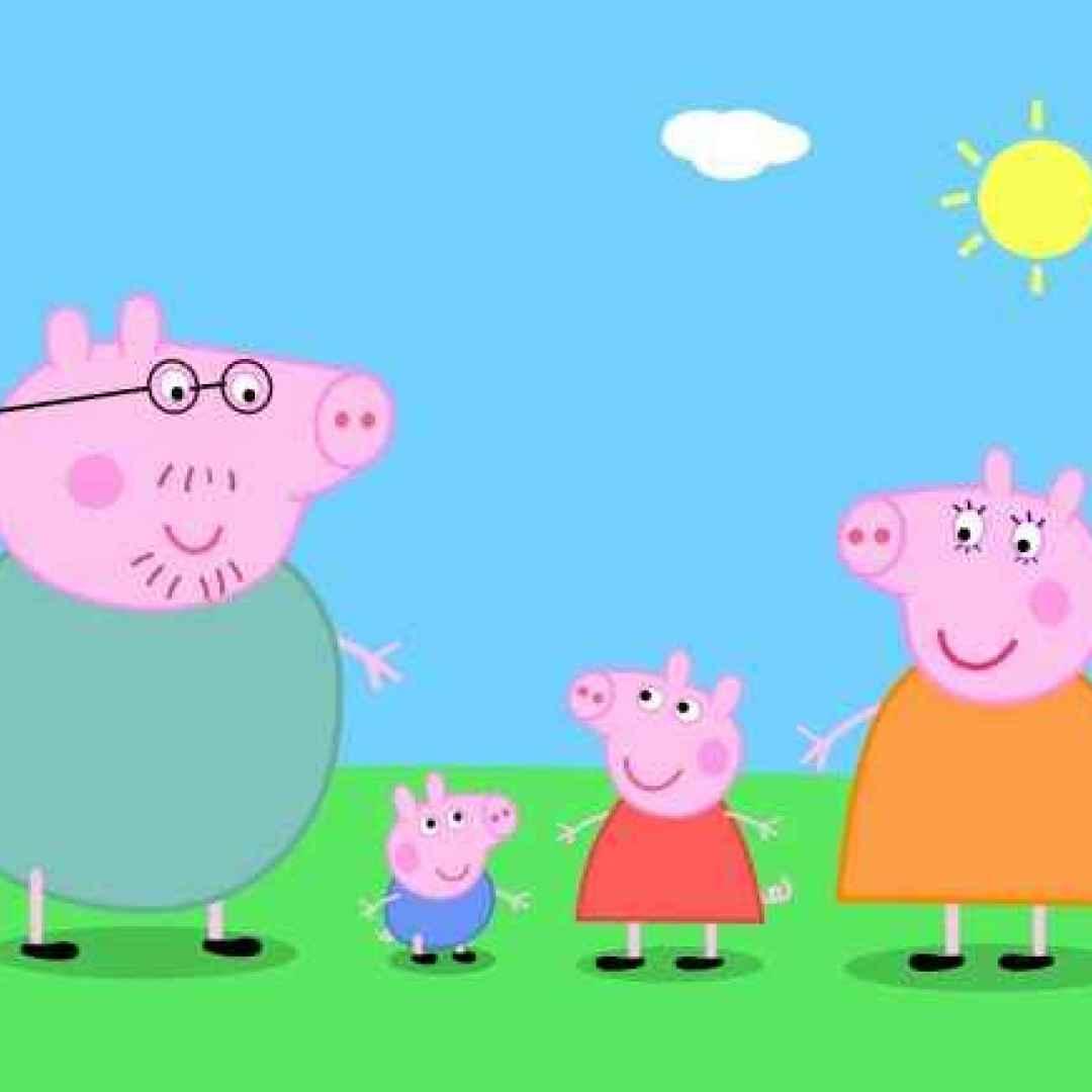 Peppa pig nuovi episodi per uno dei cartoni animati