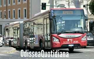 Roma: autobus  roma  trasporto pubblico