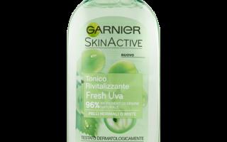 Bellezza: Recensione Tonico Garnier Fresh all
