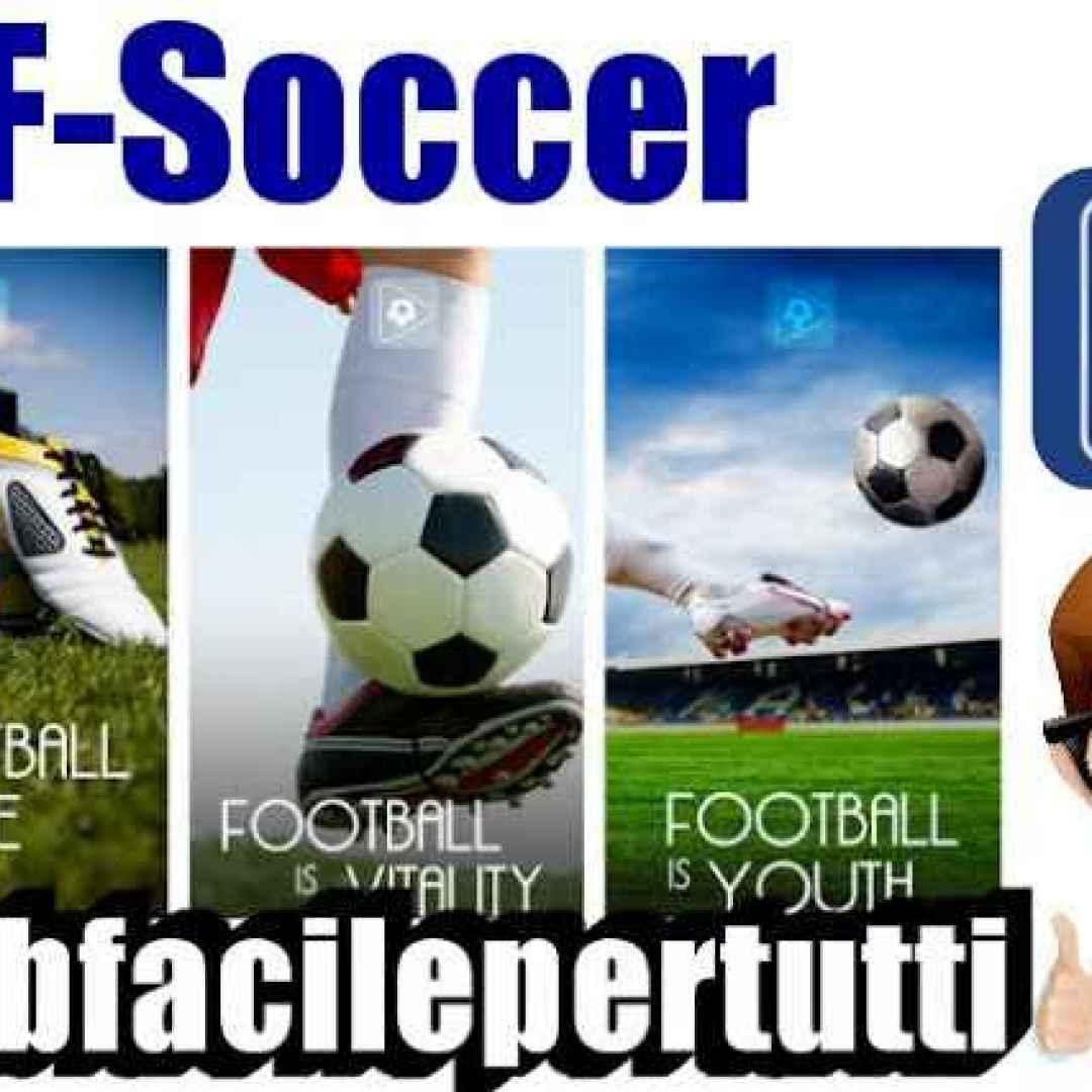f soccer  app  streaming  calcio  tv