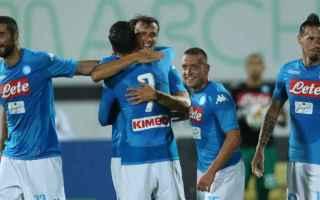 Serie A: napoli  sarri