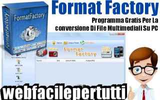 format factory  convertitore
