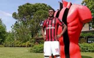 Calcio: milan kessie bonucci calcio news