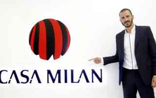 Calciomercato: bonucci  milan  juventus