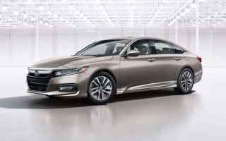 Automobili: honda accort 2018  auto  usa