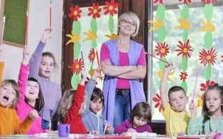 Lavoro: concorso  educatori  asili nido