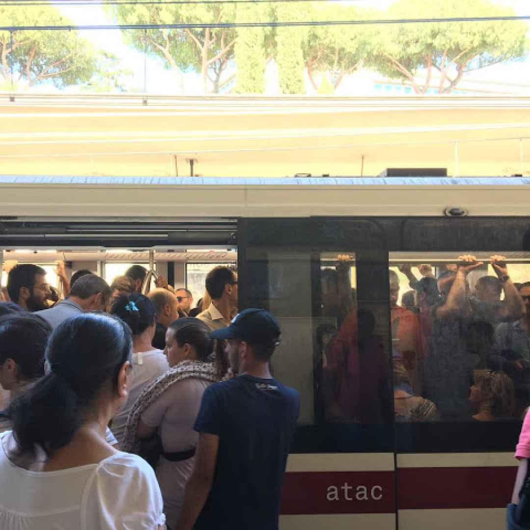 #metrob  atac  roma  trasporto pubblico