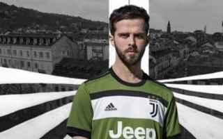 Calcio: pjanic  juventus  calcio  bonucci
