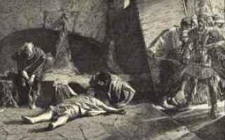 Storia: nerone morte di nerone svetonio