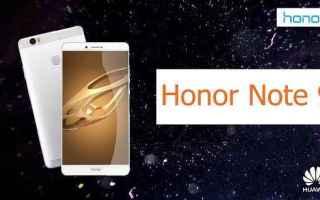 Cellulari: huawei  honor note 9  smartphone huawei
