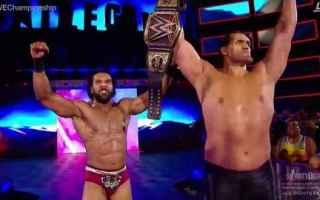 Sport: wwe  battleground  wrestling